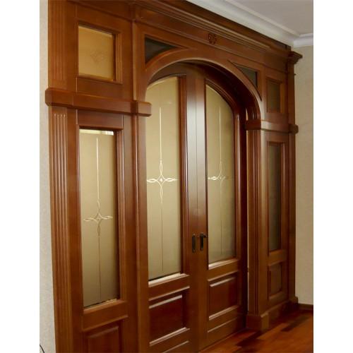 Дверной портал на заказ в Калининграде